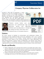 IPC Success Story