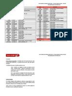 Cronograma de Aulas e Atividades - 2ª Fase Penal Regular1