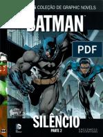 Volume 02 - Batman, Silêncio - Parte II