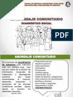 Diagnóstico sociocomunitario