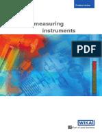 WIKA Level Measurement Instrument