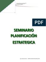 Planificación Estratégica para las unidades productivas