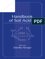 Zdenko Rengel-Handbook of Soil Acidity (Books in Soils, Plants, And the Environment) (2003)