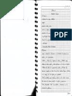 Cuaderno de Materia