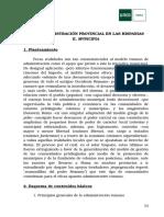 10(a)-La Administración Provincial en Hispania (II)