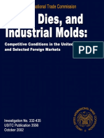 TOOLS, DIES and Industrial Molds