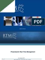 Estudio de Mercado RTM Consulting 2015 VAct 2
