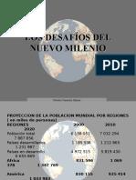 LOS DESAFÍOS DEL NUEVO MILENIO.ppt