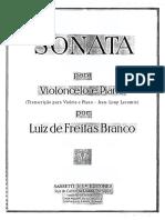 L F Branco Sonata