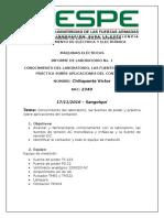 Informe práctica 1