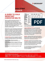 Technical Bulletin DTB04 Cold Resistance