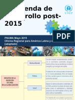 PPT PNUMA MGRS Objetivos Del Desarrollo Sostenible2015-2030