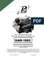 HAR 1005LT1HarnessInstructions