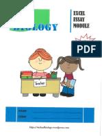 Excel Essay Modul Form 5
