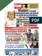 LE BUTEUR PDF du 30/06/2010
