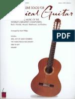 60 Progressive Solos for Classical Guitar