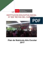 Plan de Matricula 2017-525