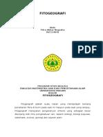 Fitogeografi Fitra a n 061114041