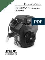 Kohler CH20-servicemanual