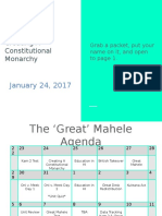 great mahele ppt