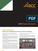 Conference Center Standards