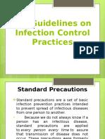 Standard Precaution Lecture