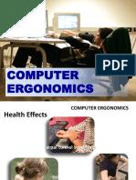 Computer Ergo Lect Handout