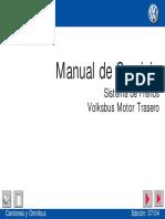 Sistema de Frenos Volksbus Motor Trasero