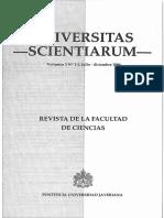 Teoría Bohmiana y Realidad Cuántica. Edgar González J.