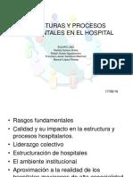 Estructuras y Procesos Fundamentales en El Hospital Expo