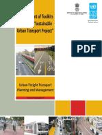 Urban Freight Transport SUTP MOUD UNDP