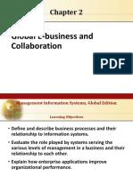 Lesson - Global E-Business