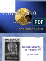 Jake Towne - Social In Security Talk in Palmer (June 2010)