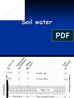 F10 Soil Water