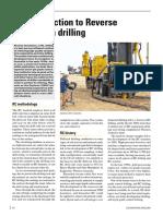 Maxidrill Inrtoduction to Reverse Circulation Drilling