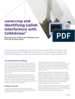 Viavi Uplink Interference Case Study