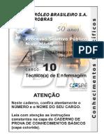 Técnico de Enfermagem-Petrobras