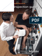 Switchboards inspection