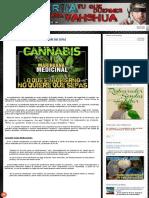 Cannabis - Lo Que El Gobierno No Quiere Que Sepas _ Despierta Tú Que Duermes.