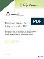 Microsoft Project Server 2010 Integration with SAP.pdf