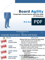 Corporate Governance - Wizardium