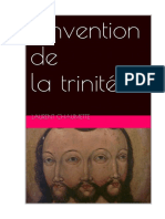 L'Invention de La Trinite (Fren - Laurent Chaumette