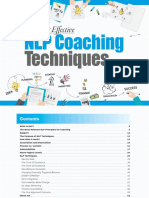 The Most Effective Coaching Techniques