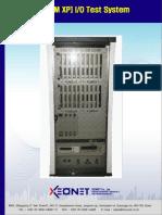 Data Sheet_txp[Teleperm Xp] Io Test System
