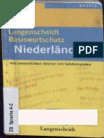 Basiswortschatz Niederlandisch