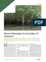 Sunarto_2009_Misteri Kucing Bakau Di Indonesia