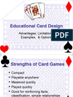 Card Game Design