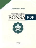 Tecnicas Del Bonsai