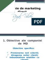 Campanie de Marketing Direct