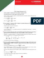 Aritmética mercantil_solución